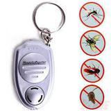 Mini repelente eletronico chaveiro portatil para insetos mosquitos dengue pernilongo  com luz led - Batiki