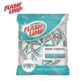 Mini Varal Redondo 16 Pregadores Flash 6810