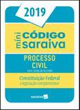 MINICODIGO DE PROCESSO CIVIL E CONSTITUICAO FEDERAL - 24ª ED - Saraiva juridica