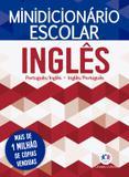 Minidicionário escolar Inglês (papel off-set)