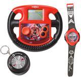 Minigame, Rádio FM e Relógio Digital - Hot Wheels Batle Force - Candide