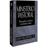 Ministério pastoral - Editora cpad
