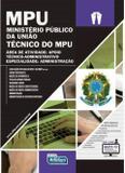 Ministério Público da União - Tecnico Administrativo - Alfacon