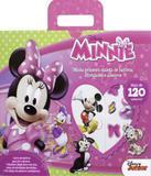 Minnie - Minha Primeira Maleta De Historia, Atividades E Adesivos - Dcl