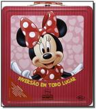 Minnie mouse - colecao diversao e todo lugar - Dcl