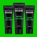 Minoxidil 5 para Barba 80 ml - KIT com 3 unidades - Farmácia eficácia