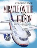 Miracle on the Hudson Coloring Book - Carolyn macy