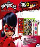 Miraculous - Colorindo Com Adesivos Especial - On line editora