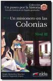 Misionero en las colonias, un - nivel 3 - Edelsa