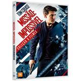 Missão Impossível: Coleção 6 Filmes - DVD - Paramount