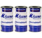 Missner Esparadrapo Impermeável 10cmx4,5m (Kit C/03)