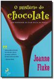Misterio do chocolate o - Leya
