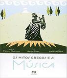 Mitos Gregos E A Musica, Os - Atica - paradidatico