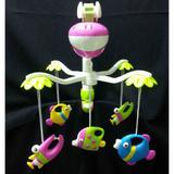Mobile Musical Giratório Para Berço / Brinquedo Para Berço - Art brink