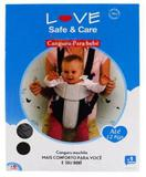 Mochila Para Bebe Tipo Canguru Love Safe e Care Ref 4000 - Love safe  care