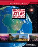 Moderno Atlas Geográfico - Moderna (didaticos)