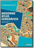 Moderno atlas geografico - Moderna
