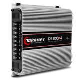 Módulo Amplificador Digital Taramps DS800x4 800W RMS 2 Ohms 4 Canais Classe D