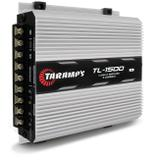 Módulo Amplificador Digital Taramps TL1500 390W RMS 2 Ohms 3 Canais Classe D