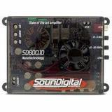 Modulo amplificador sd 600.1d soundigital