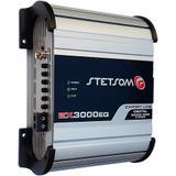 Módulo Amplificador Stetsom 2k5 Eq Digital 2500 W Rms Com Equalizador