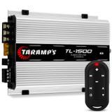 Módulo Amplificador Taramps 390W RMS+Controle de Longa Distância 300 Metros