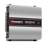 Módulo Amplificador Taramps DS-800x4 800 Wrms 4 Canais 1 ohm
