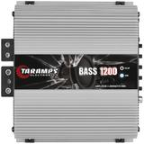 Modulo Bass 1200 1 Ohm 1200w Amplificador Automotivo Taramps
