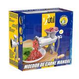 Moedor De Carne Manual Maquina De Moer Profissional N 10 - Dvd