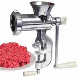 Moedor de carne multiuso manual em alumínio CBRN02788 - Commerce brasil