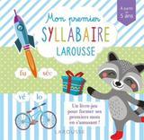 Mon Premier Syllabaire Larousse - Larousse - france