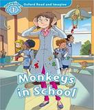 Monkeys In School - Level 1 - Oxford