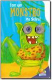 Monstrinhos Esbugalhados: Tem Um Monstro Na Selva - Todolivro