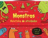 Monstros : Maletinha de atividades