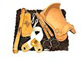 Montaria Encilha Sela Cavalo Crioulo Laço Comprido - Selaria serrano