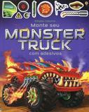 Monte Seu Monster Truck.Com Adesivos - Usborne