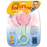 Mordedor E Chocalho Fofiflor -grow