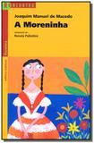 Moreninha, a - colecao reencontro literatura - Scipione