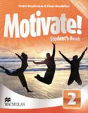 Motivate! 2 sb with cd - 1st ed - Macmillan