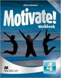 Motivate! 4 - workbook with audio cd - Macmillan do brasil