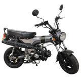 Moto RETROLINE T-REX 125cc DropBoards Preto
