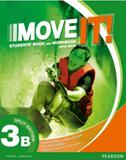 Move it! 3b sb and wb with mp3 - 1st ed - Pearson (importado)