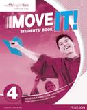 Move it! 4 sb with myenglishlab - 1st ed - Pearson (importado)