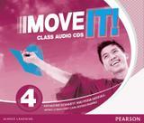MoveIt - Class Audio CD - Level 4