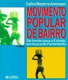 Movimento Popular De Bairro - Cortez