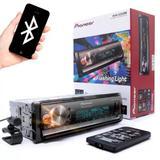 Mp3 Player Mvh-X300br Pioneer Mixtrax - Bluetooth + Controle + Usb