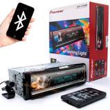 MP3 Player MVH-X700BR Pioneer Mixtrax - Bluetooth + Controle + USB