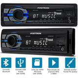 Mp3 Player Sp2310bt Positron Bluetooth, Auxiliar, Micro Sd