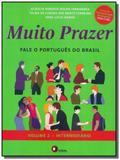 Muito prazer: fale o portugues do brasil - vol.2 i - Disal editora