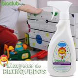 Multi Limpeza de Brinquedos e Acessórios Orgânico 500 ml Bioclub Baby